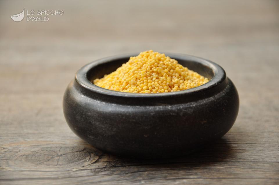 Ingrediente miglio le ricette dello spicchio d 39 aglio for Cucinare miglio