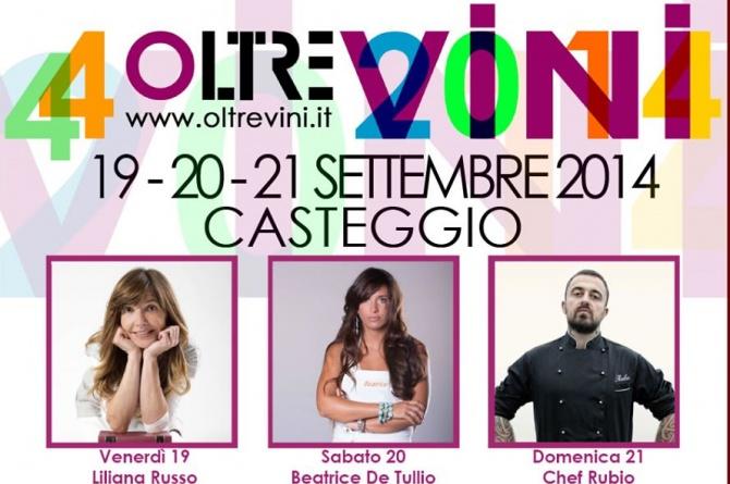 Dal 19 al 21 settembre a Casteggio: Oltrevini 2014