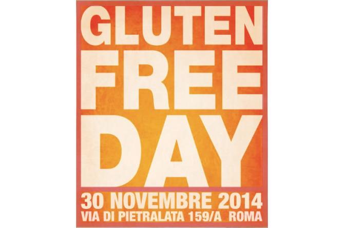 """Il 30 novembre a Roma la seconda edizione del """"Gluten Free Day"""""""