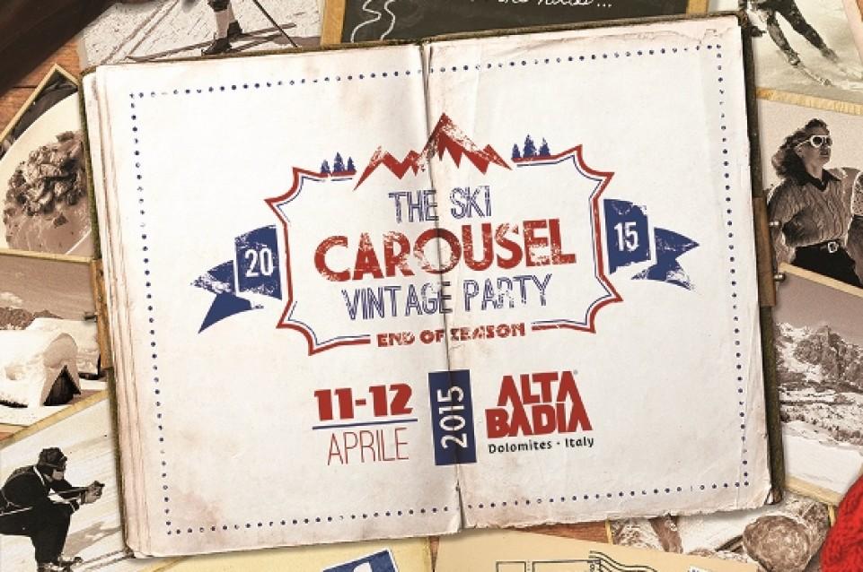 """L'11 e 12 aprile in Alta Badia chiudete l'inverno in bellezza con il """"Vintage Party"""""""