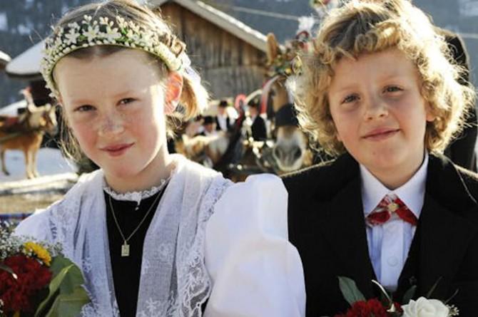 """L'11 gennaio rivivete la tradizione dell'Alto Adige con """"Il Matrimonio Contadino di Castelrotto"""""""