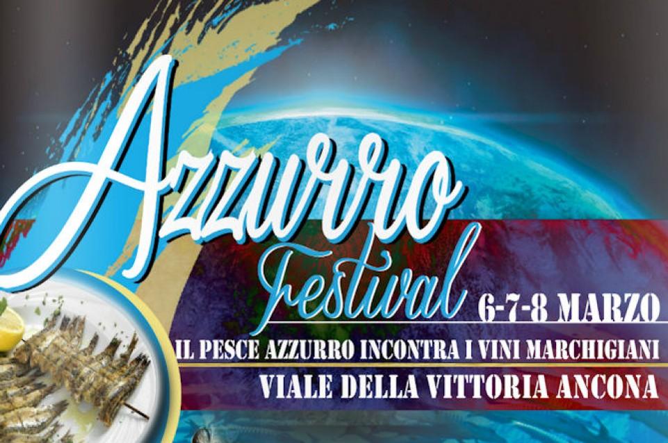 """Dal 6 all'8 marzo ad Ancona arriva """"Azzurro Festival"""": la kermesse del pesce dell'Adriatico"""