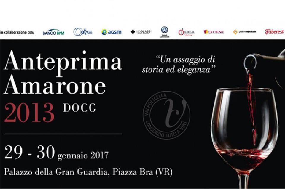Anteprima Amarone: dal 28 al 30 gennaio a Verona - Le news ...