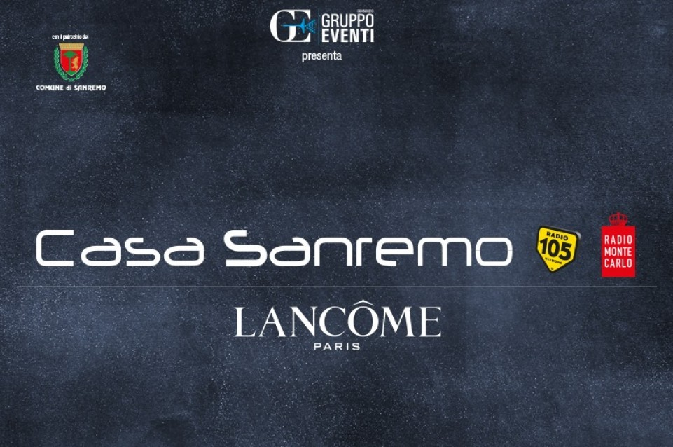 Casa Sanremo: dall'8 al 14 febbraio musica e gastronomia si uniscono nella città dei fiori