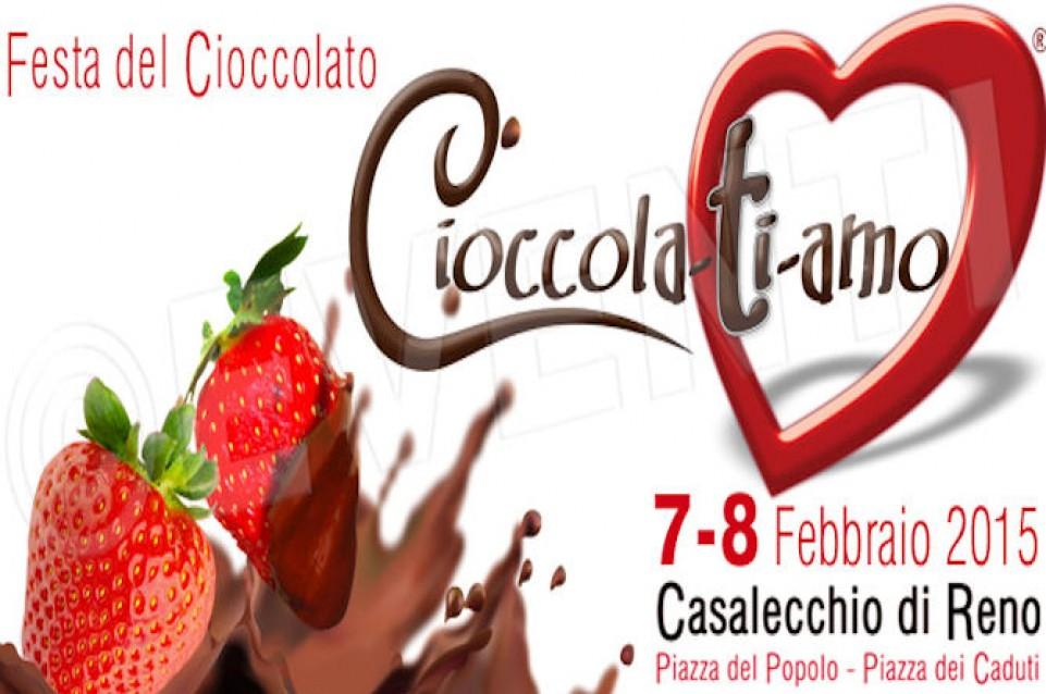 """Il 7 e l'8 febbraio a Casalecchio torna """"Cioccola-ti-amo"""""""