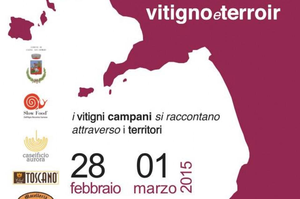 """Dal 28 febbraio all'1 marzo a Castel San Giorgio arriva """"Vitigno & Terroir"""""""