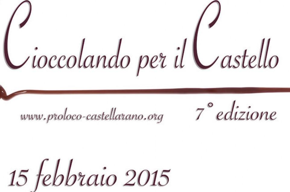 """Il 15 febbraio a Castellarano arriva """"Cioccolando per il Castello"""", la festa per veri golosi!"""