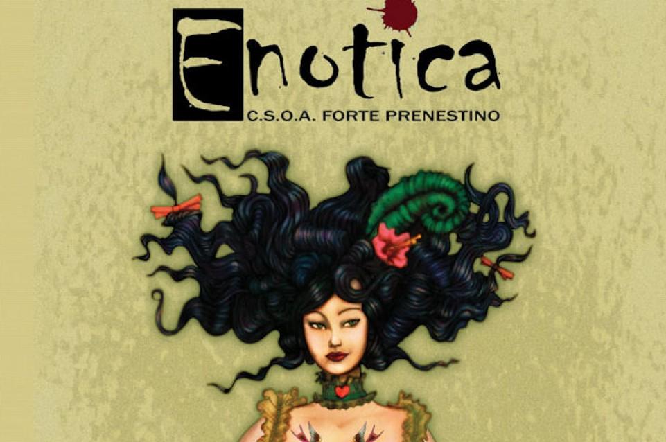 Enotica 2015: dal 13 al 15 marzo a Roma vi aspettano vino ed Eros