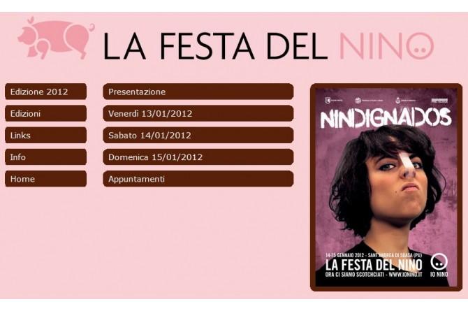 La festa del Nino edizione 2012