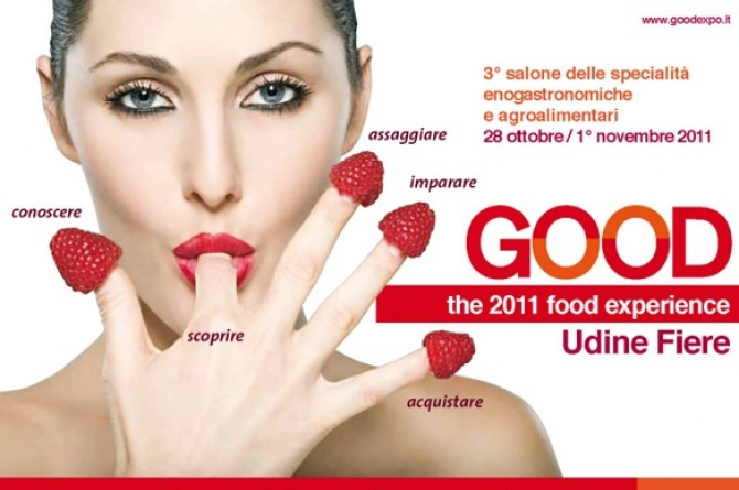 GOOD 2011, 28 ottobre-1 novembre a Udine