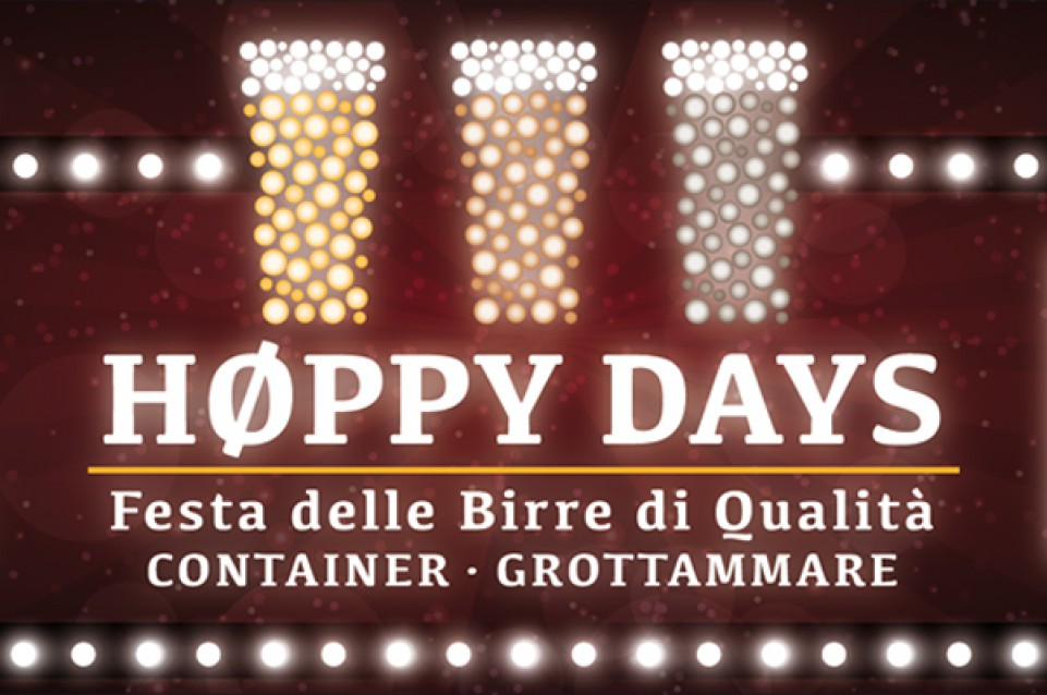 Hoppy Days: la winter edition è a Grottammare dal 26 al 29 dicembre