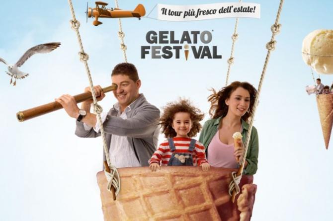 Il giro d'Italia più dolce del 2013: da maggio a Firenze, Milano, Torino e Roma gara di creatività nel nome del gelato
