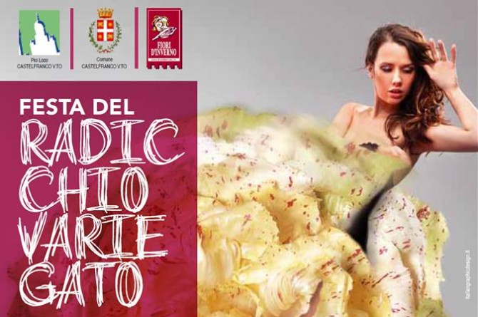 Mostra del Radicchio Variegato di Castelfranco: il 20 e 21 dicembre a Casetelfranco Veneto