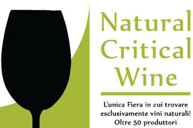 Natural Critical Wine: il 13 e il 14 dicembre la festa del vino naturale a Roma