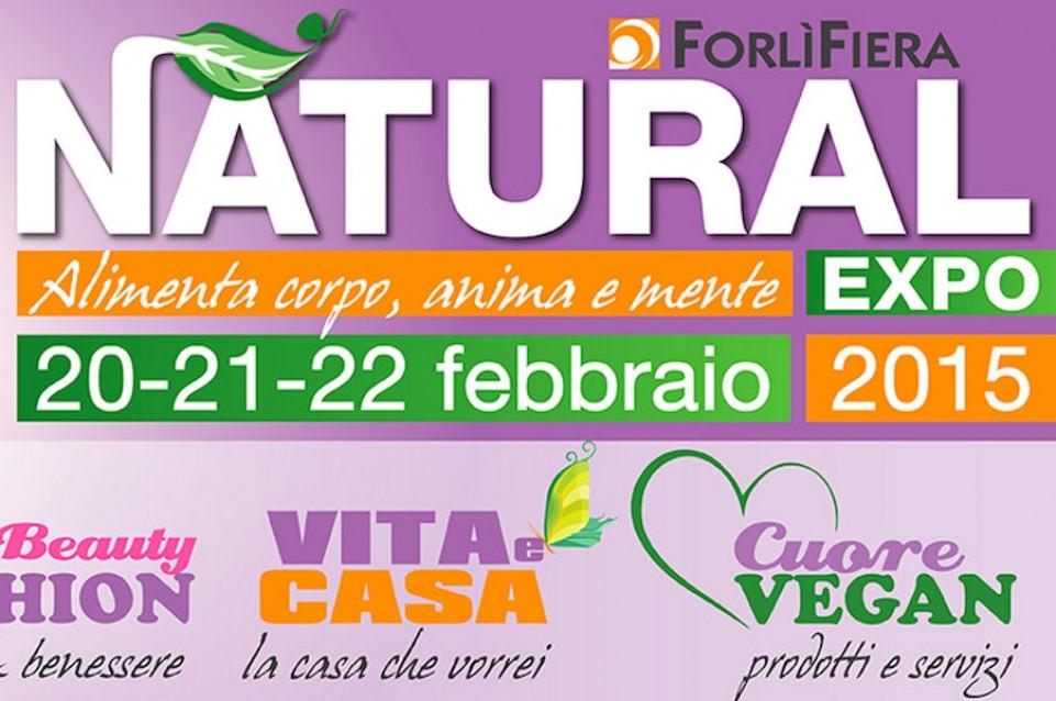 Natural Expo: dal 20 al 22 febbraio arriva a Forlì la kermesse del benessere