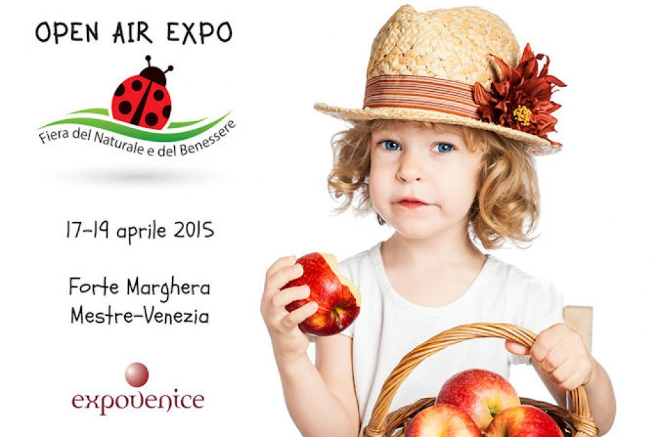 Open Air: la fiera del benessere torna a Venezia dal 17 al 19 aprile