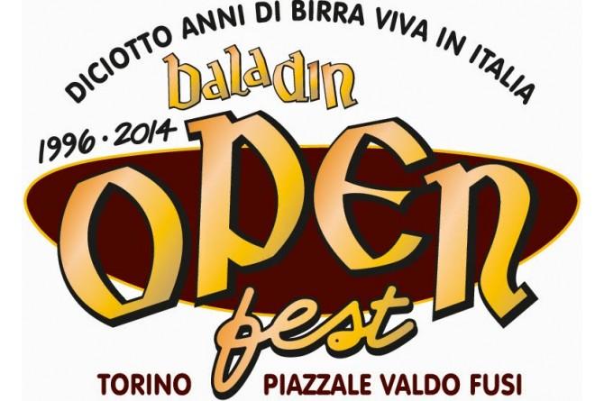 Open Baladin Fest: a Torino vi aspetta la birra artigianale italiana