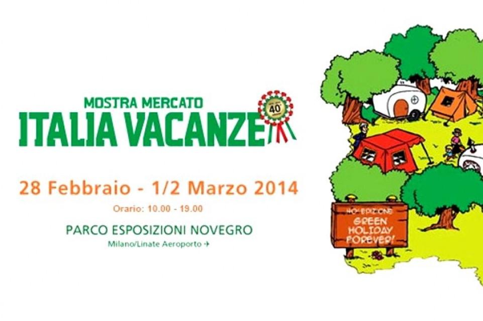 """Dal 6 all'8 marzo al Parco Esposizioni Novegro vi aspetta la """"Fiera Italia Vacanze"""""""