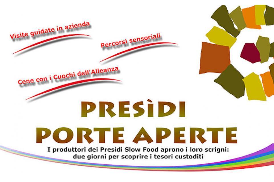 Presìdi Porte Aperte: il 28 e 29 marzo appuntamento con le eccellenze produttive di Campania e Basilicata