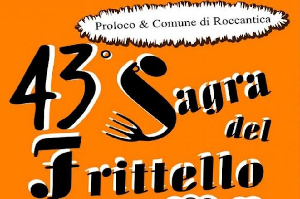 """A Roccantica il 29 marzo si celebra la """"Sagra del Frittello"""""""