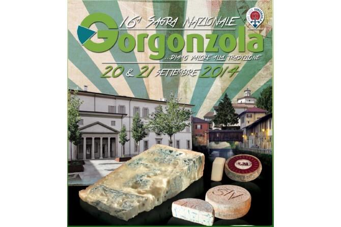 Il 20 e 21 settembre lasciatevi travolgere dal gusto del Gorgonzola