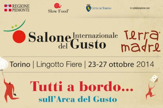 Dal 23 al 27 ottobre il Salone del Gusto e Terra Madre 2014 a Torino