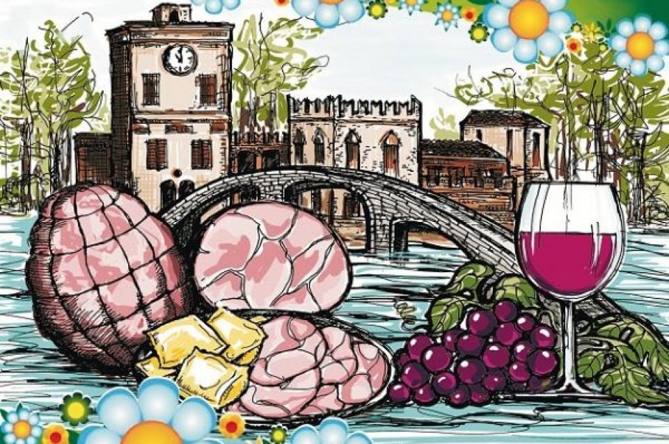 """Dal 27 al 29 marzo a San Secondo Parmense vi aspetta il """"Ponte dei Sapori"""""""