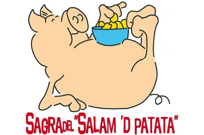 Il primo febbraio a Settimo Rotaro arriva il gusto del Salame di patate