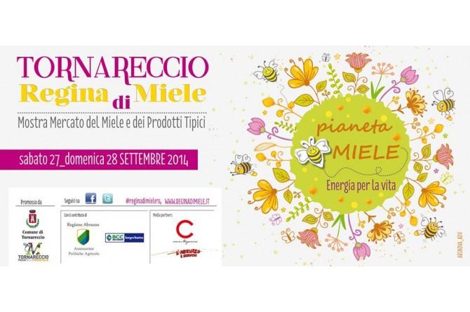 Il 27 ed il 28 settembre a Tornareccio torna la dolcissima festa del miele