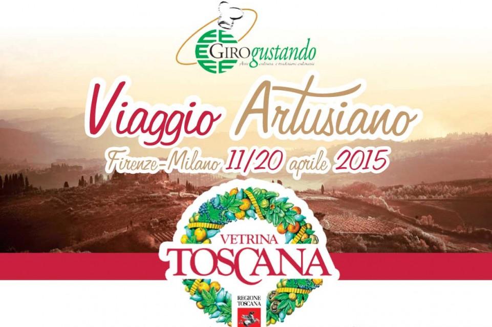 Viaggio Artusiano: da Firenze a Milano 10 tappe gustose verso Expo 2015
