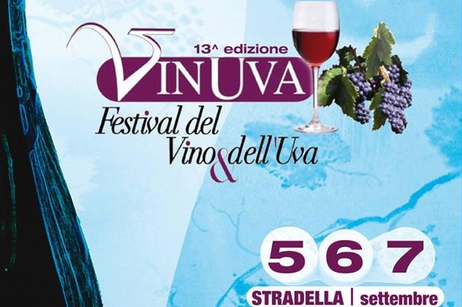 Vinuva - Festival del Vino e dell'Uva: dal 5 al 7 settembre a Stradella