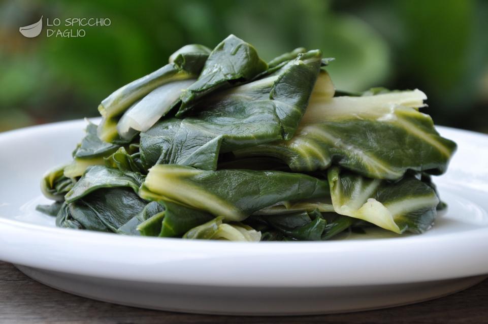 Ricetta bietola a vapore le ricette dello spicchio d 39 aglio - Cucina a vapore ricette ...
