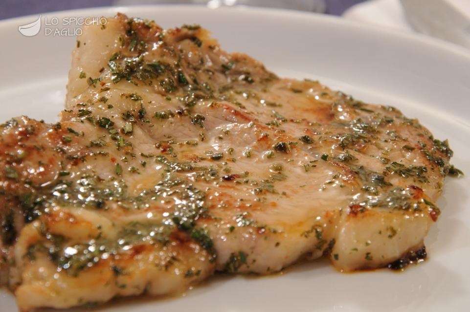 Ricetta carne arrostita in padella