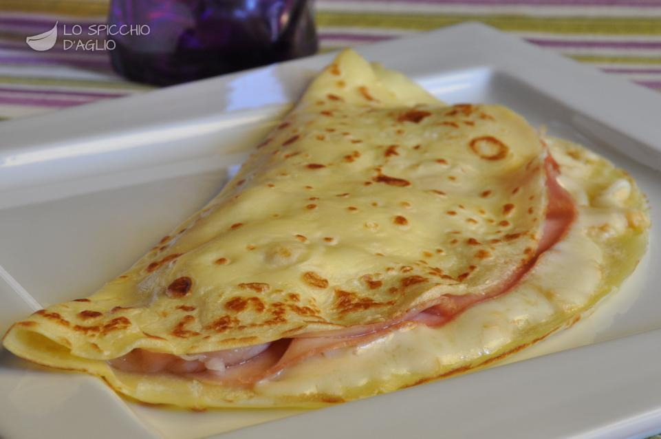 Crepes ricetta 2 crepes