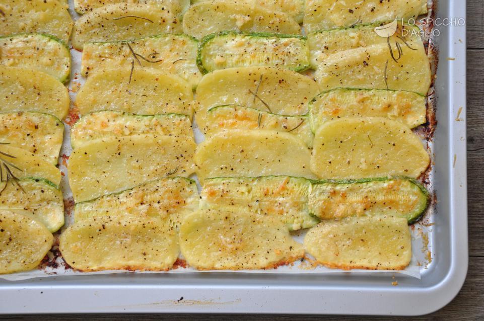 Ricette di zucchine al forno