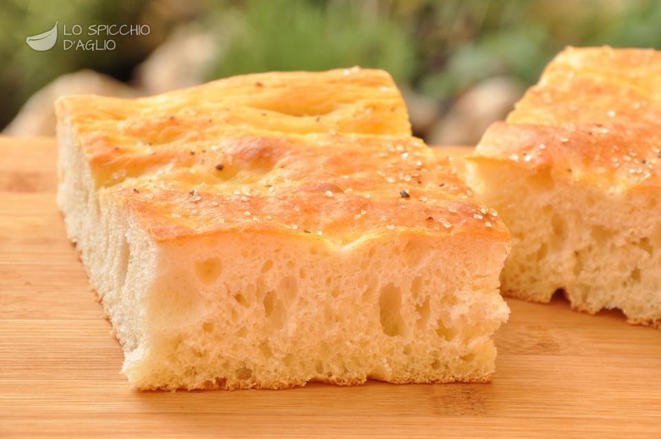 Ricetta pasta di sale con olio