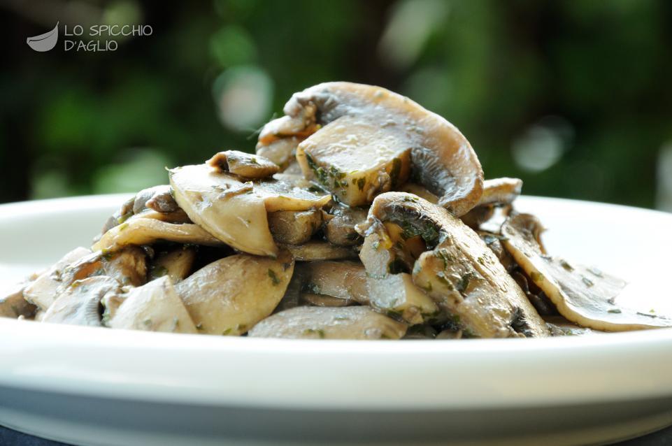 Ricette cucinare funghi secchi ricette casalinghe popolari for Cucinare funghi