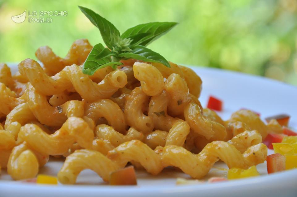 Ricetta pasta alle 4 p