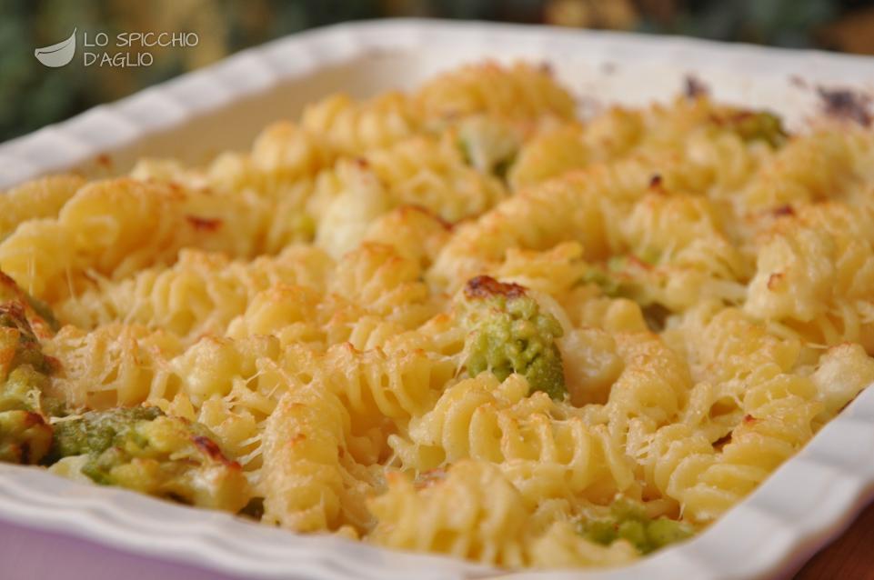 Ricetta pasta con cavolfiore vegan