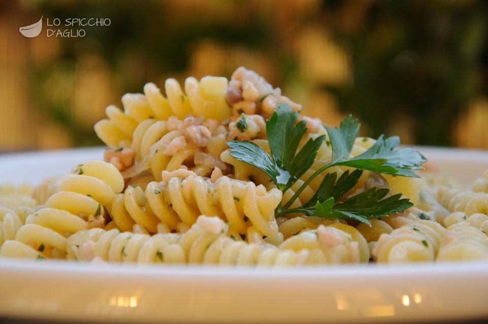 Ricetta Pasta Al Pesce Spada Affumicato Le Ricette Dello