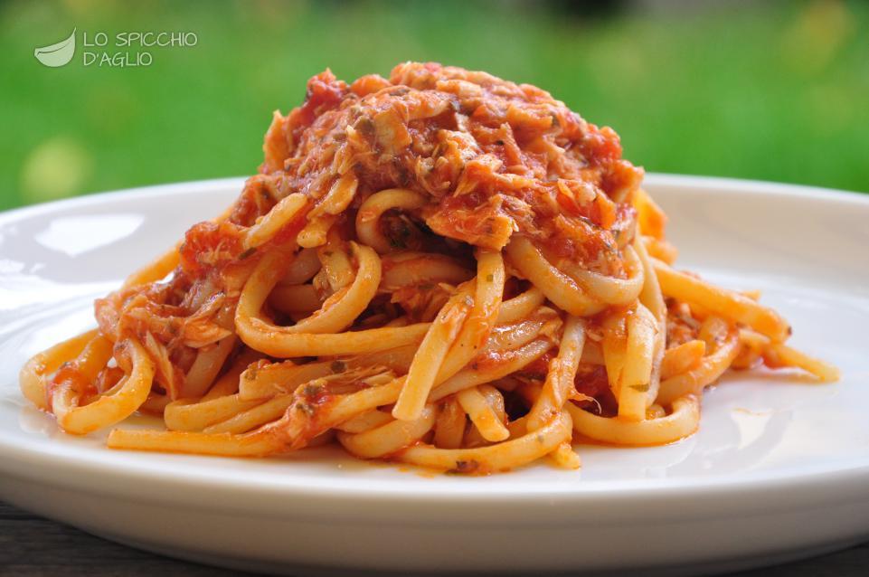 Ricette pasta con il sugo