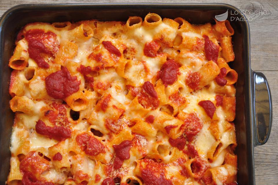 Super Ricetta - Pasta al sugo rosa - Le ricette dello spicchio d'aglio XN67