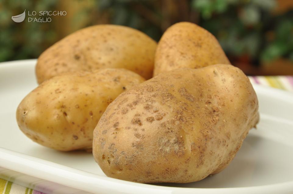 Ricetta patate al vapore le ricette dello spicchio d 39 aglio - Forno a vapore ricette ...