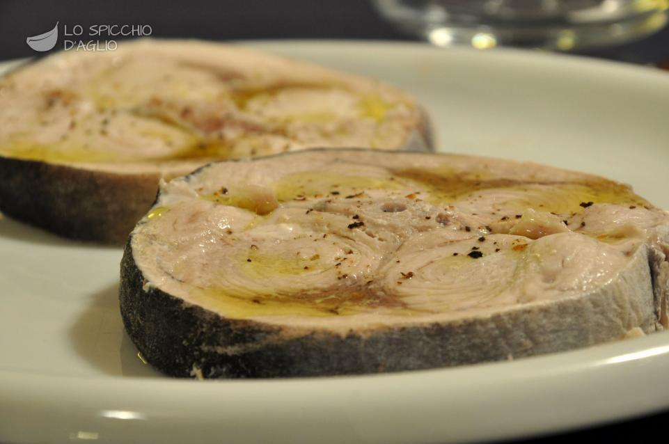 Ricetta pesce spada al vapore le ricette dello spicchio d 39 aglio - Forno a vapore ricette ...