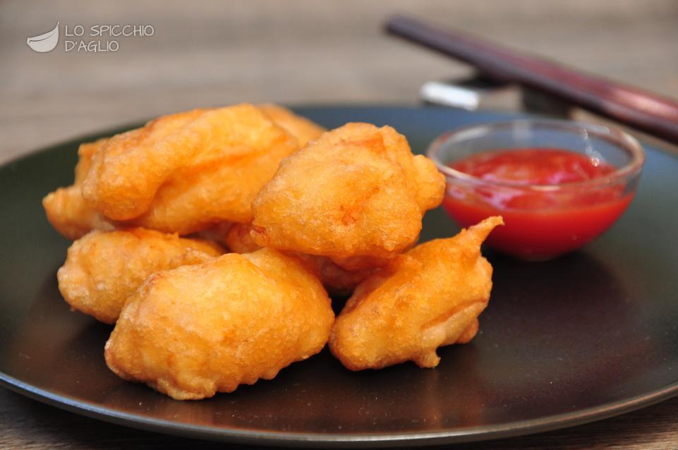 Ricetta pollo fritto le ricette dello spicchio d 39 aglio for Menu cinese ricette