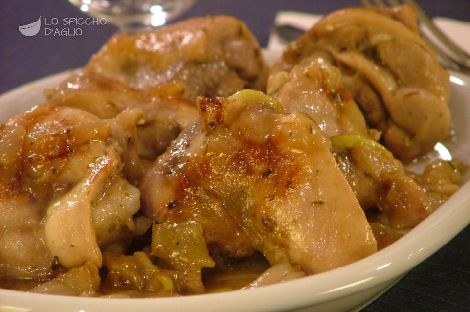 Ricette semplici con il pollo