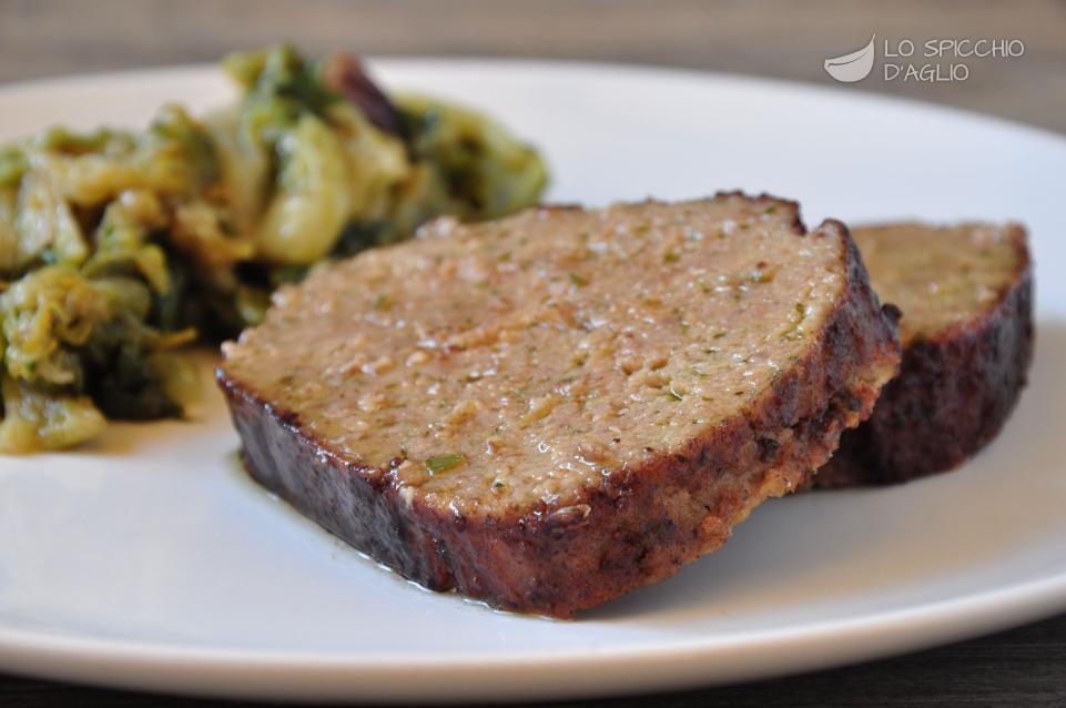 Ricetta polpettone con carne di manzo