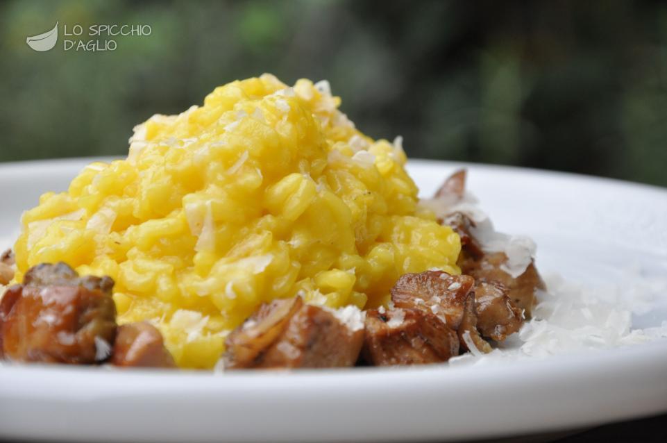 Ricetta pasta ai carciofi le ricette dello spicchio d for Risotto ricette