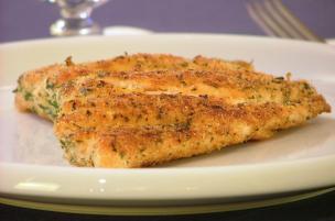 Filetto di salmone aromatico alla brace