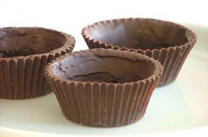 Pirottini di cioccolato